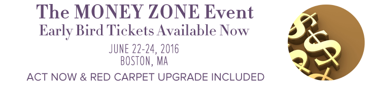 Money Zone Event