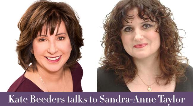 Featured interview: Sandra-Anne Taylor